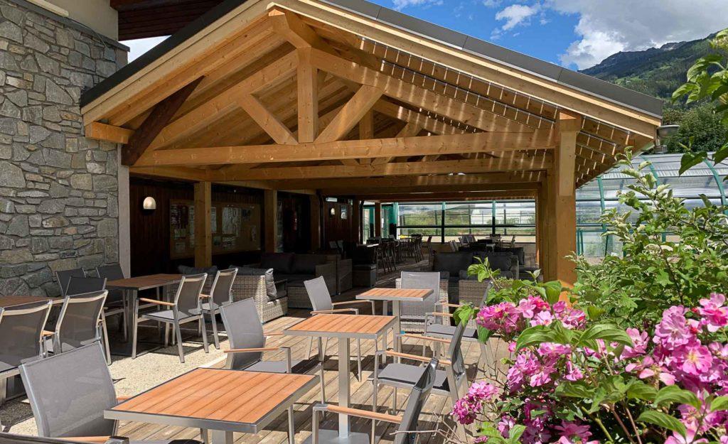 Camping Savoie Eden de la Vanoise