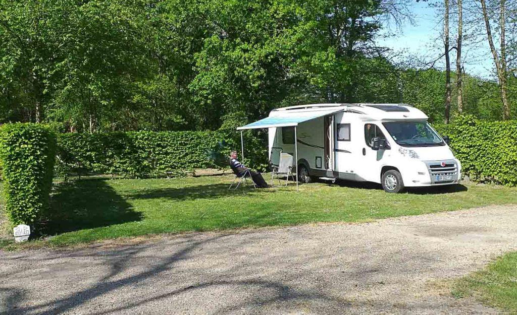 Camping Seine Maritime Forêt