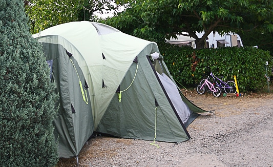 Camping Vaucluse Voconce