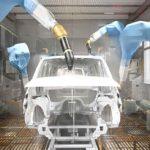 Usine Combi VW à Hanovre