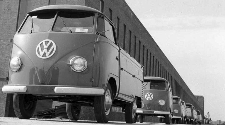 Histoire du Combi VW