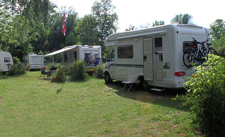 Camping Allier Croix St Martin