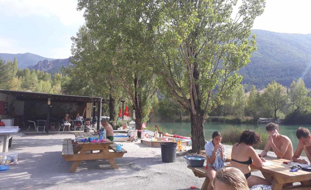 Camping Alpes-de-Haute-Provence Brec