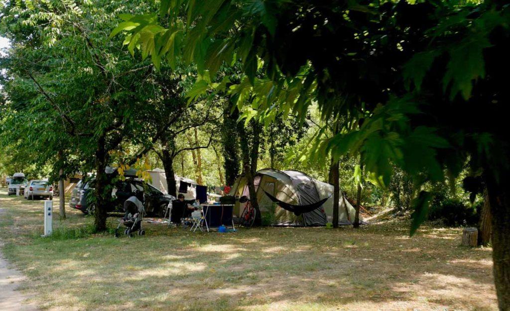 Camping Ardèche la Turelure