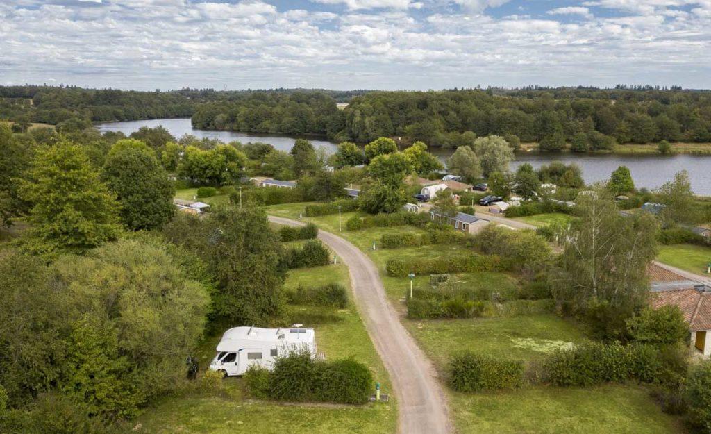 Camping Charente les Lacs