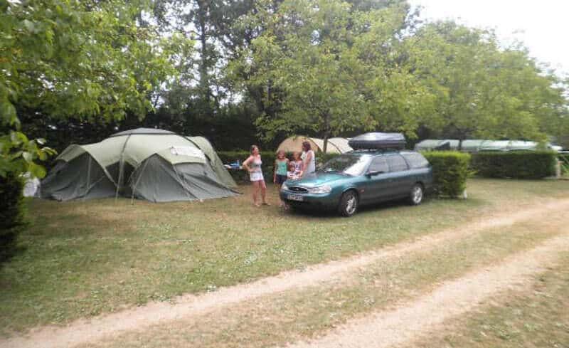 Camping Dordogne les Pastourels