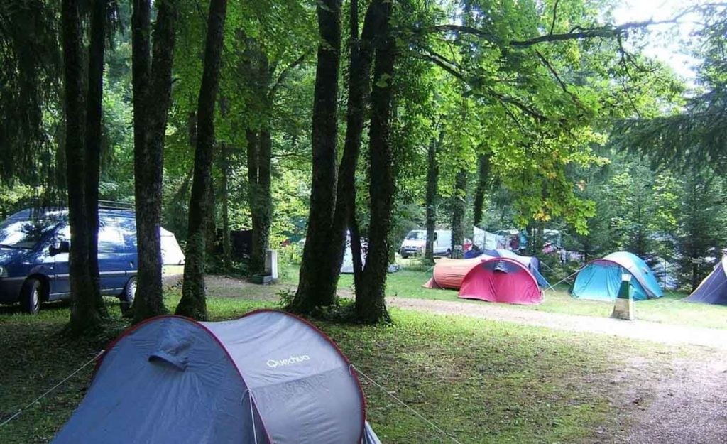 Camping Doubs Forêt