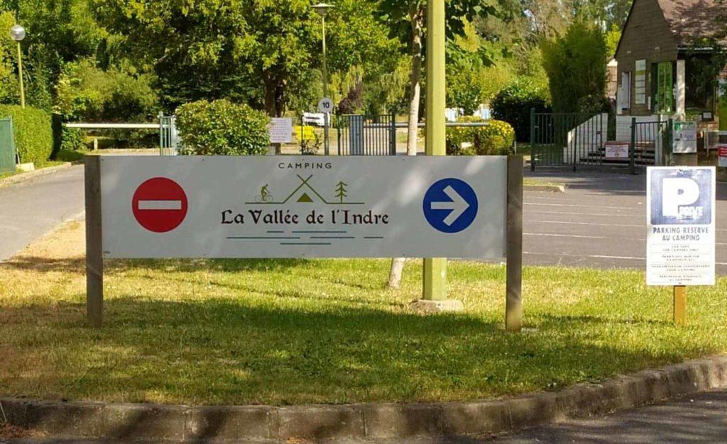 Camping Vallée de l'Indre