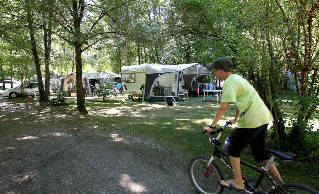 Camping Lot et Garonne Moulin de Mellet