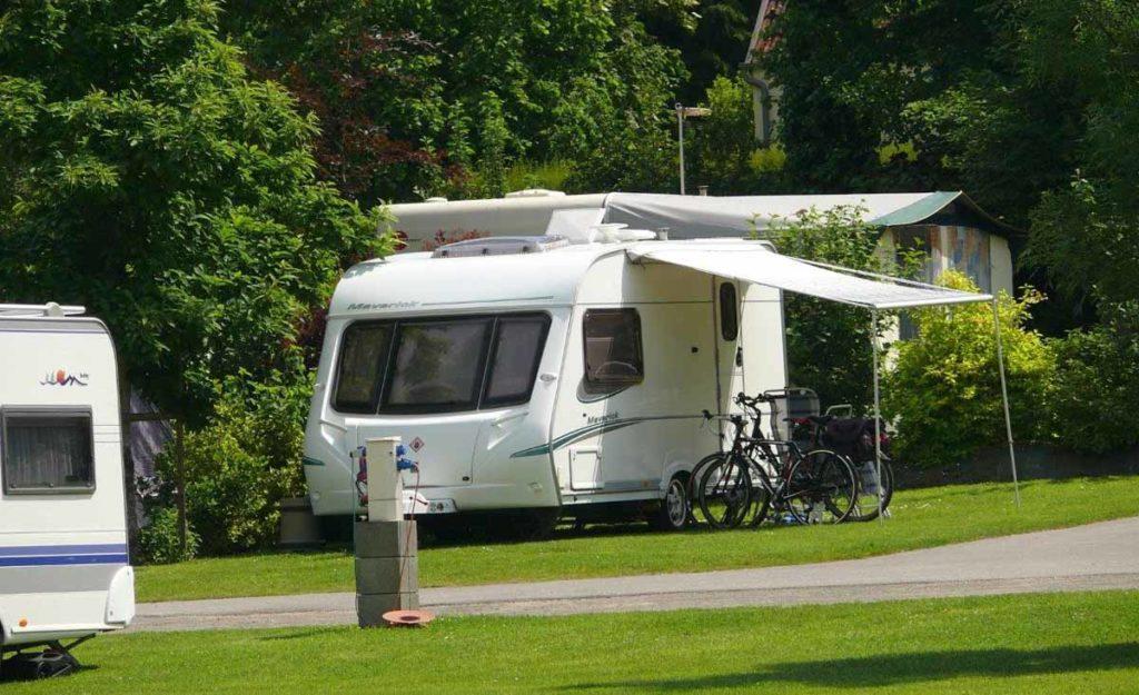 Camping Normandie Rochers des Parcs