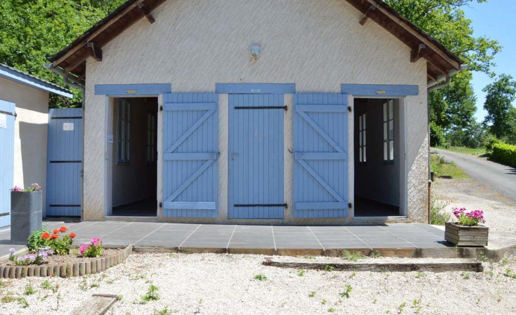 Camping Aveyron le Bosquet