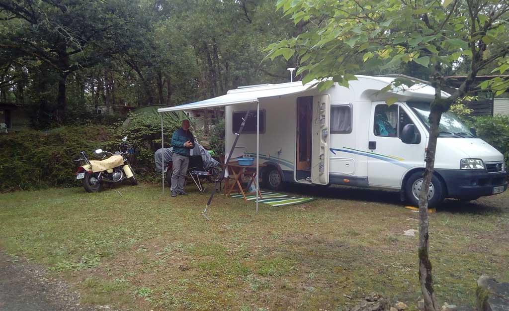 Camping en Corrèze le Bois Dormant