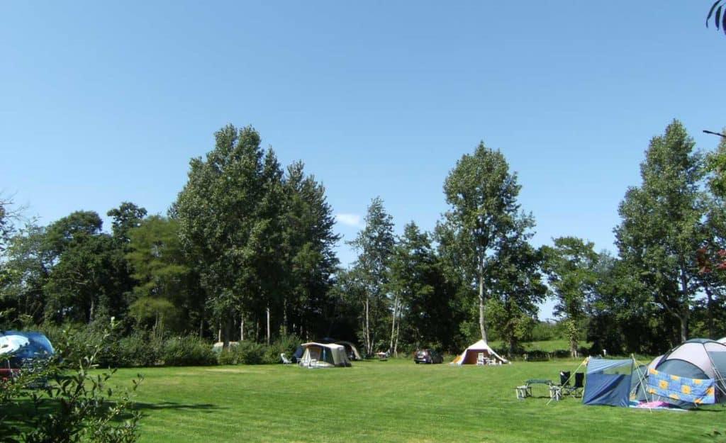 Camping Ille et Vilaine Coudrais