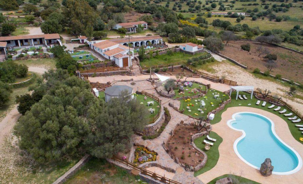 Camping Sardaigne Italie Agriturismo