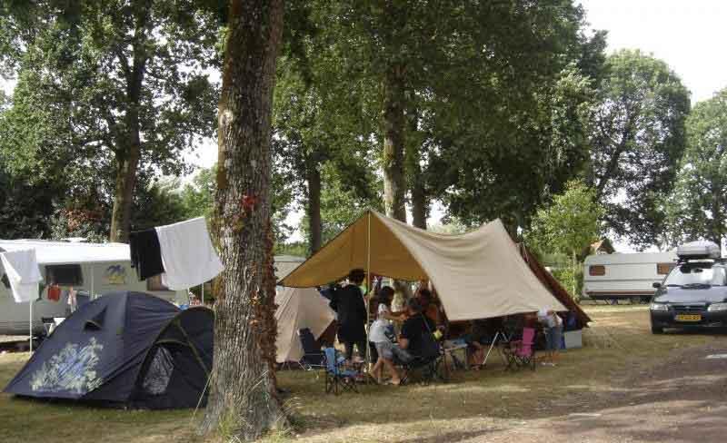 Camping du Parc en Charente