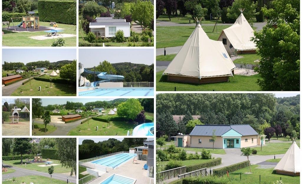 Camping Sarthe Val de Braye