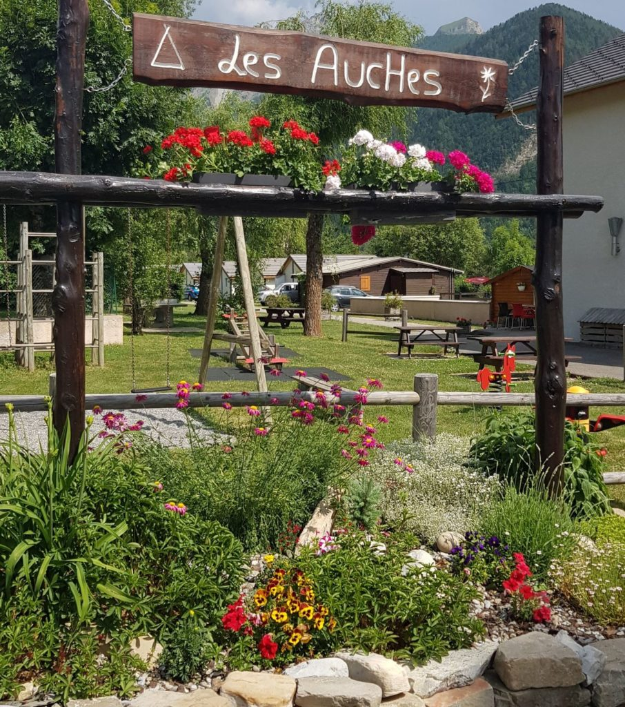 Camping Hautes-Alpes des Auches