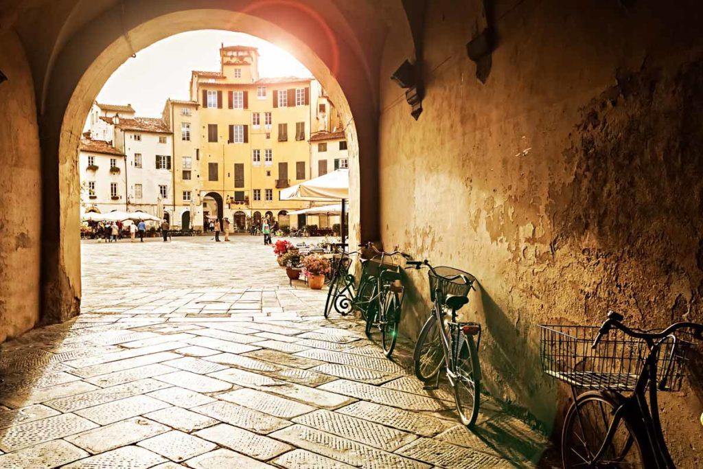 Camping en Toscane Italie