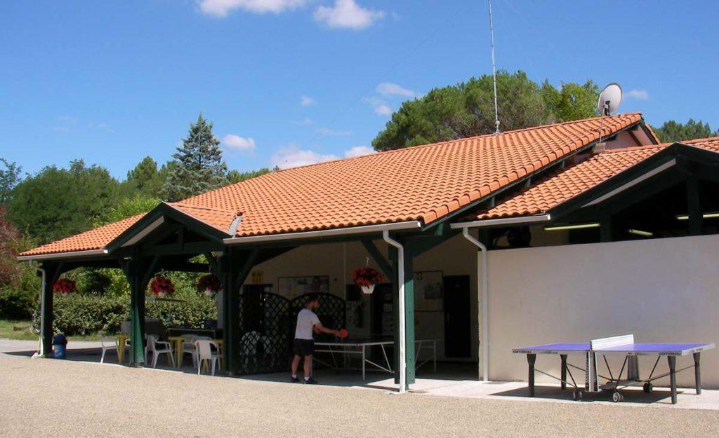 Camping Landes pour caravane