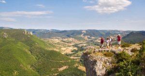 Vallée de la Dourbie en Aveyron