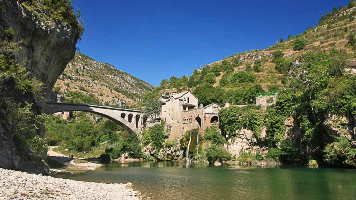 Camping Gorges du Tarn Saint Chely